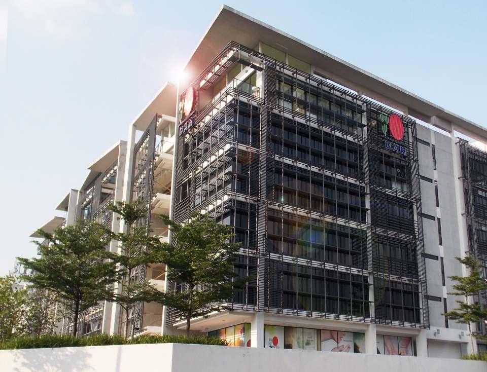 A DXN irodaháza Kuala Lumpurban