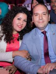 Pavlos Chatzigiannis és Vagkoti Nancy ETD Görögország