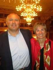 Carlo és Paola Rovelli EDD Olaszország